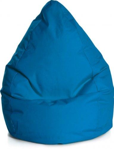 Sitzsack Brava Bean Bag L ca. 120 Liter petrol (bis ca. 7 Jahre)