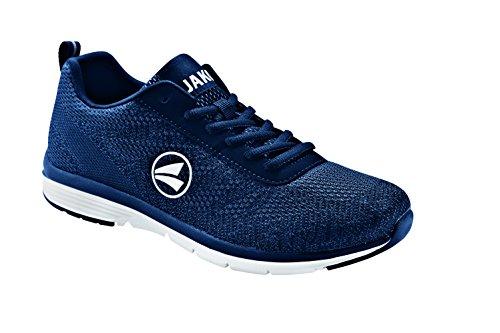 JAKO Unisex-Erwachsene Freizeitschuh Striker Sneaker Blau (Marine) 40 EU