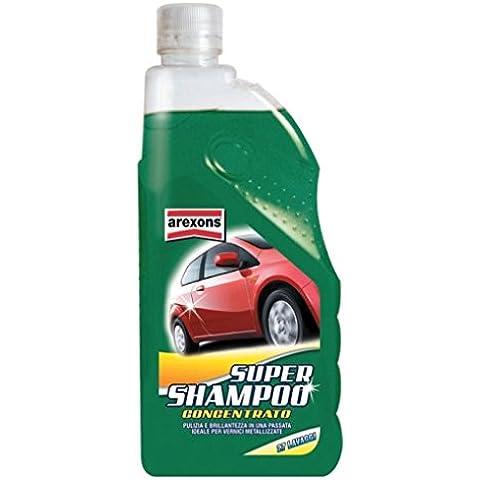 Shampoo concentrato auto e moto per Pulizia e lavaggio carrozzeria