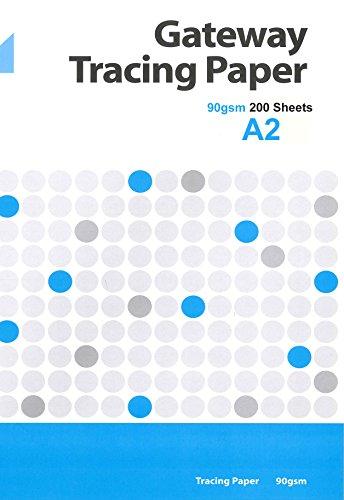 Gateway A290gsm 250Blatt Natur Transparentpapier