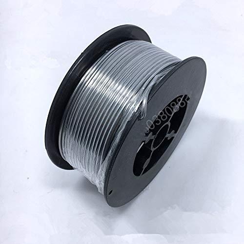 Kamas Niedertemperatur-Schweißstab aus Kupfer-Aluminium für Kühlschränke, Klimaanlage Heizkörper Kupfer-Aluminium - (Durchmesser: 30 Meter mit Achse)