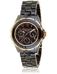 Morellato Time - R0153116502 - Montre Femme - Quartz Analogique - Cadran Noir - Bracelet Céramique Noir