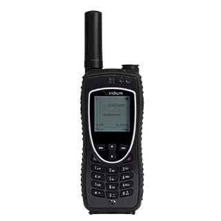 Iridium 9575 Extreme Satellitentelefon mit einem kostenlose Prepaid-SIM-Karte