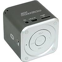 Jay-Tech MINI BASS CUBE SA101BT Enceintes PC/Stations MP3 RMS 3 W