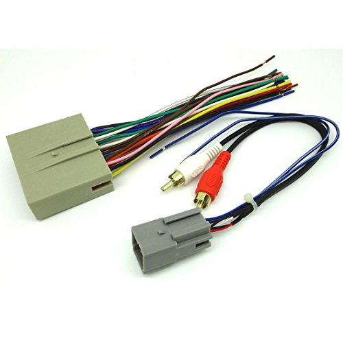conpus-ford-car-stereo-cd-player-wiring-harness-wire-aftermarket-radio-install-plug-2004-2006-lincol
