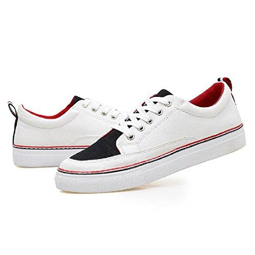 Moda Scarpe sportive traspirante Tempo libero Confortevole scarpe tooling scarpe basse Black