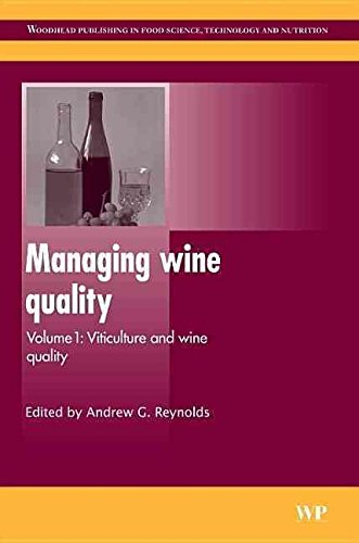 [(Managing Wine Quality: Volume 1 : Viticulture and Wine Quality)] [Edited by Andrew G. Reynolds] published on (May, 2010) par Andrew G. Reynolds