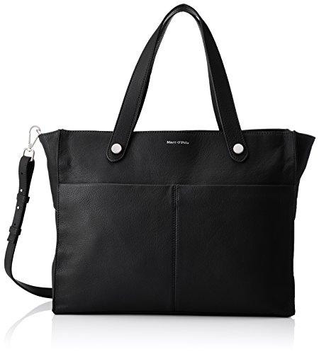 44a227c725 Marc Opolo Damen Ew Tote, 12x45x48 Cm Schwarz (nero). borse da donna;  Materiale superiore: pelle