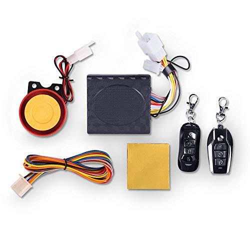 Bike Alarm Security System Kit for Royal Enfield Bullet 350
