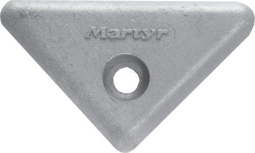 Martyr CM67C4525100A Anodi Trapezioidale per Fuoribordo