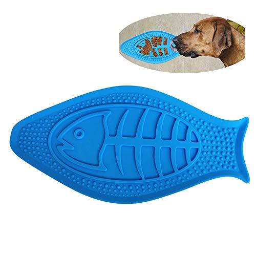 Galaxer Hund Erdnussbutter Pad Hund Langsam Behandeln Badespender füR Hunde Hundebad Ablenkung Spielzeug Lick Pad Macht Bad Zeit Einfach
