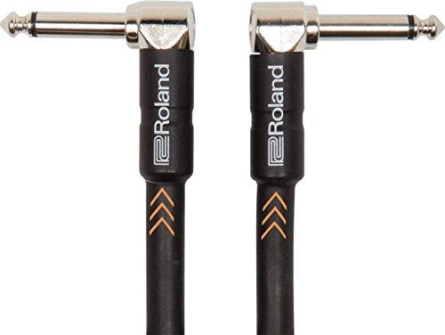 ROLAND 210070099 3ft/1m Instrument Kabel Angled auf Angled 1/4 Zoll Jack