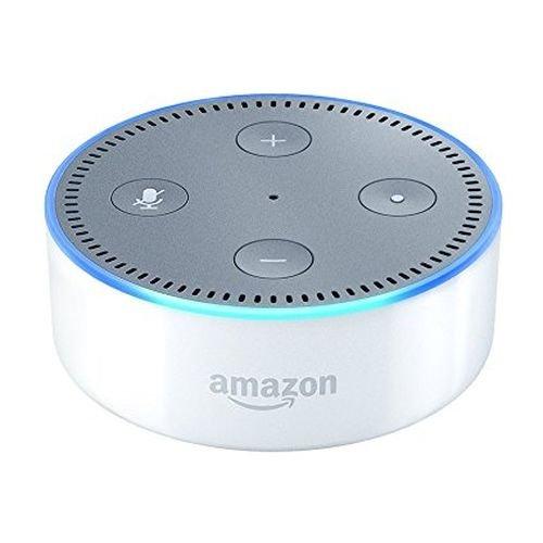 Price comparison product image Amazon ECHO DOT (2nd Generation),  White