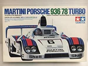 TAMIYA Martini Porsche 936 78 Turbo