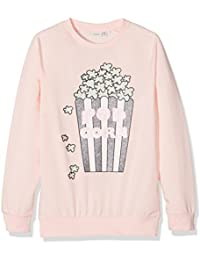 Name It Nitalbina Ls Box Nmt Bel, Sweat-Shirt Fille