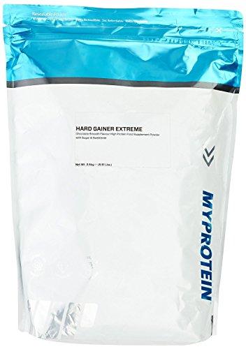 Extreme Weight Gainer (MYPROTEIN - HARD GAINER EXTREME - Cookies & Cream 2500g)