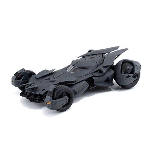 Jada JAD97395 Batman vs Superman Batmobil Druckguss-Modellset, Maßstab 1:24 (1 24 Scale Model Kits)