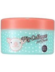 Holika Holika® - Gesichtspackung - Pig-Collagen Jelly Pack - Schlafmaske - Nachtmaske Gesicht – Gesichtspflege