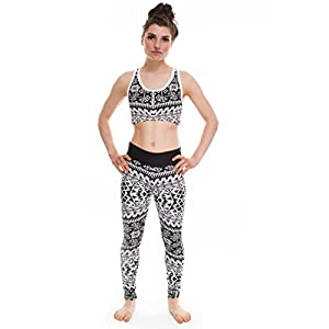 RobeCode Leggings Ethno - Sport Yoga Fitness Laufen