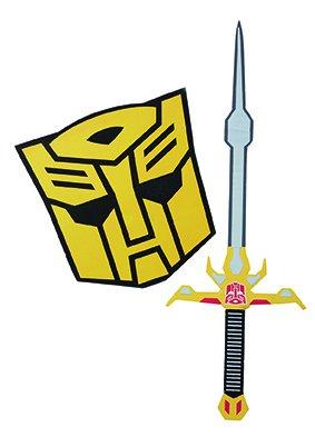 Hasbro i-33873Schwert und Schild-Kit–Bumble Bee-Design–eine Größe