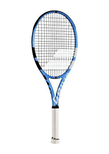 babolat-2018 Pure Drive Lite Tennis Racquet- (b101340), Unisex, Natural String, 4_5/8 -