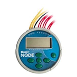 Hunter – Programador autónomo NODE-600 de 6 estaciones 9V sin solenoides