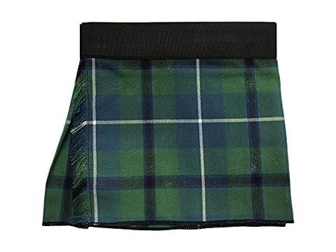 Douglas Ancient Tartan Velcro réglable bébé Tartan écossais Âge 0–24mois