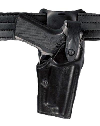 Safariland 6285Level II SLS retention Duty Holster, 3,8cm Belt Drop, Black, STX Tactical, Sig P229R Dao (destra)