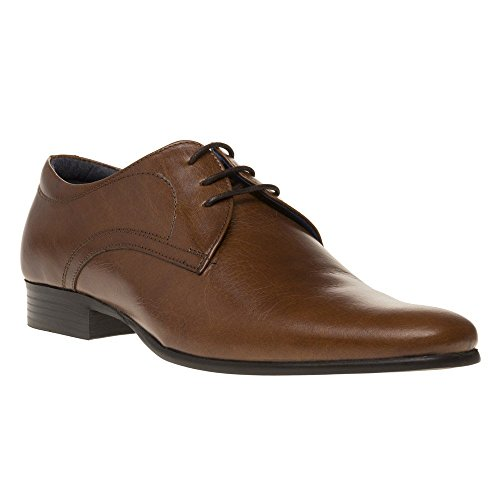 Red Tape Leven Homme Chaussures Fauve