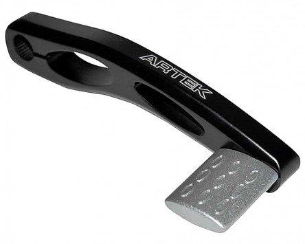 Kickstarter ARTEK K1 schwarz, silber für Sachs SX1