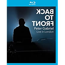 Peter Gabriel: Back To Front - Live In London