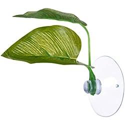 UEETEK Aquarium Künstliche Pflanzen Betta Bed Wasserpflanzen Dekorationen