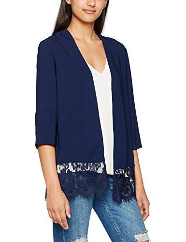 Dorothy Perkins Damen T-Shirt blau (marineblau)