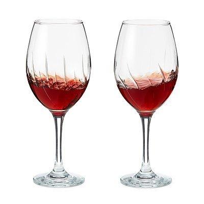 BORGONOVO Safe Cup Belüften Wein Glas, 18Unze–Set von 2von Global Amici