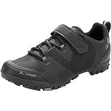 VAUDE Unisex Adults' Tvl Pavei Road Biking Shoes, Black (Phantom Black 678), 13.5 UK