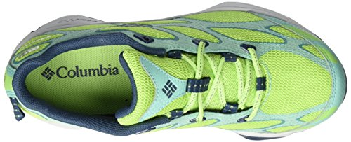 Columbia - Conspiracy Iv Outdry, Scarpe Sportive Outdoor Donna Verde (Jade Lime/zinc 332)