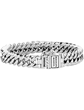 Buddha to Buddha Unisex-Armband Chain Junior 925er Silber One Size, silber