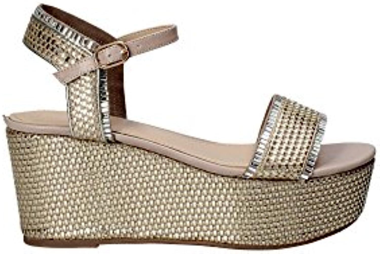Mr.   Ms. Guess FLLS22 LEL03 Sandalo Sandalo Sandalo Zeppa Donna Moda moderna ed elegante di moda Grande nome internazionale   Sconto  79d245