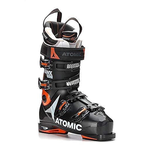 Atomic Herren HAWX Ultra 110 Schneestiefel, Schwarz Negbas/GRIOSC 378, 43 EU Thinsulate-boot-liner