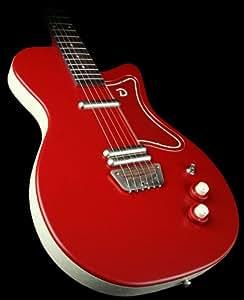 Danelectro '56 Single Cutaway Gitarre mit Humbucker