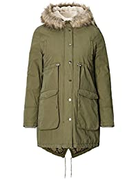 Noppies Damen Umstands Jacke Jacket Malin