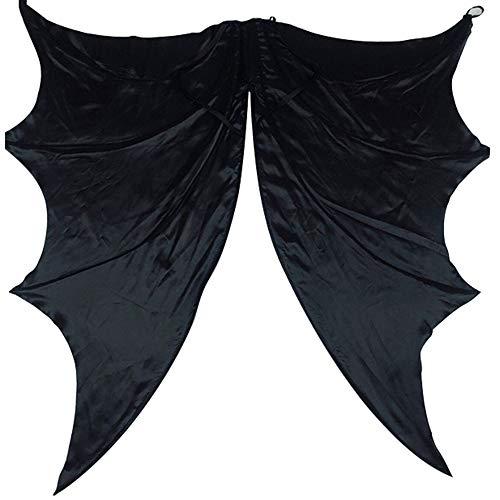 OFAY Halloween Fledermausflügel Requisiten - Teufelsfledermausflügel Erwachsene Verwenden Große Flügel - Ring Leader Kostüm