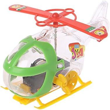 Guoyy Mini Hélicoptère Avion D'horlogerie Drones D'enrouleHommes t  s Jouet Cadeau De Fête d'anniversaire | Caracteristique