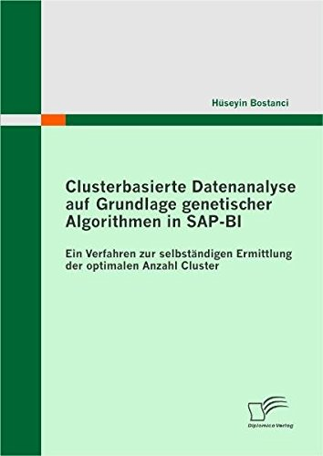 Clusterbasierte Datenanalyse auf Grundlage genetischer Algorithmen in Sap-Bi: Ein Verfahren zur selbständigen Ermittlung der optimalen Anzahl Cluster