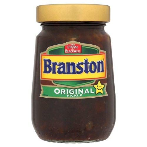 Crosse & Blackwell Branston Original-Pickle 4x360g (Crosse Und Blackwell)