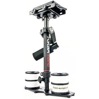 Flycam NANO Steadycam Stabilizzatore + Quick Release + Travel Bag