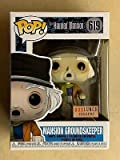 POP Funko The Haunted Mansion 619 Mansion Groundskeeper (Sticker pls Ask)