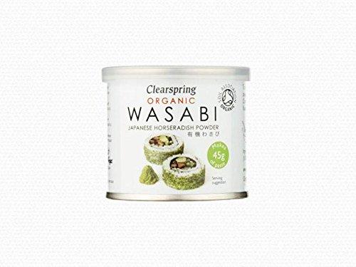 Clearspring   Wasabi Powder   2 x 25g