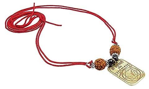 Sidh Shri Kavach Adbudh Evm Divya Maha Kali Kavach / Yantra Pooja Accessories