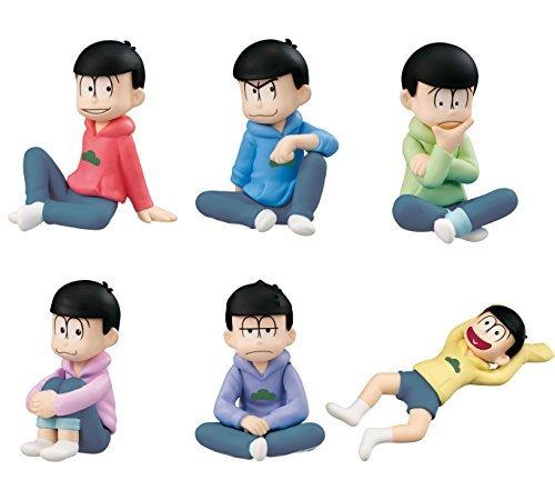 palm-mate-puchi-osomatsu-san-kun-yappa-parka-wa-raku-dayona-hen-6-collectable-trading-model-figure-k